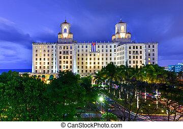 -, hotel nacional, la habana, cuba