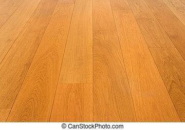 -, houten, parket, houtenvloer, eik, bevloering
