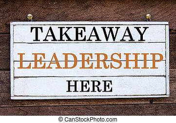 -, ici, direction, inspirationnel, plat à emporter, message
