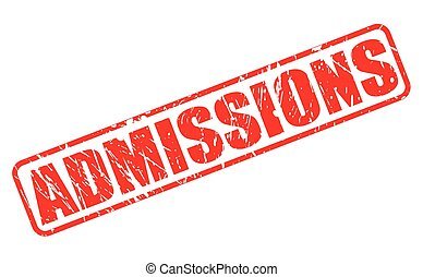 Be admission