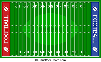 football field clipart and stock illustrations 28 260 football rh canstockphoto com football field clipart black and white football field clipart free