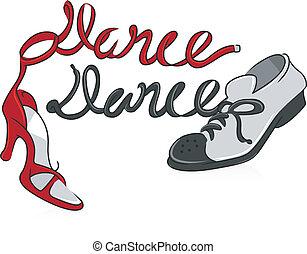Tap Shoes Clip Art Download - Tap Dance Clip Art Transparent - Png Download  (#140140) - PinClipart