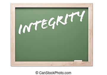 -, intégrité, tableau