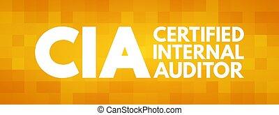 -, interno, auditor, siglas, certificado, concepto, cia