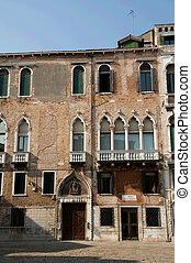 -, italia, venezia
