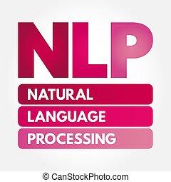 -, linguistic, programación, neuro, siglas, nlp