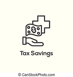 -, monde médical, flexible, économies, a, ou, hsa, santé, compte, fsa, dépenser, tax-sheltered, impôt
