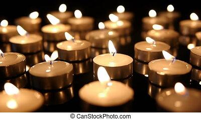 -, multiple, hd, bougies