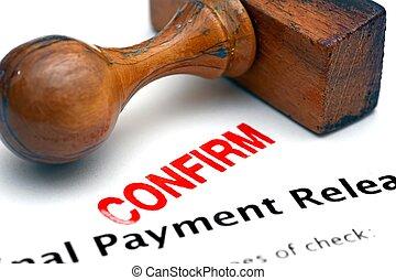 -, paiement, formulaire, confirmer