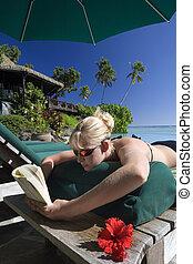 -, pazifik, cluburlaub, luxus, kochen inseln, süden