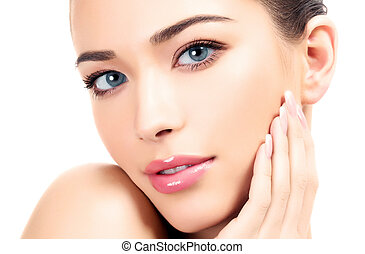 Beautiful Face Images And Stock Photos 1 604 098 Beautiful Face