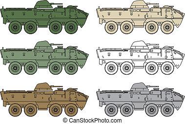 -, scot, 64, gepanzert, ot