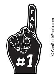 -, skum, fan, finger