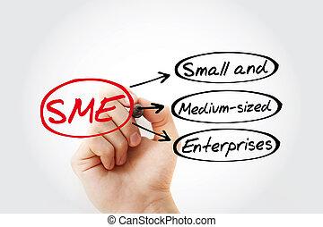 -, sme, medium-sized, 小さい, 企業