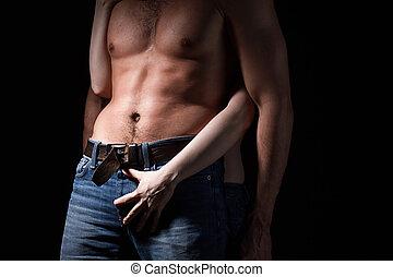 mann bild sexy frau