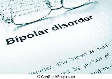 Die bipolare Störung und die emotionalen Beziehungen - Gedankenwelt
