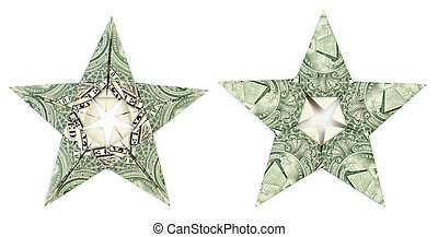 Nocuts: Star of David Money Fold | 166x300