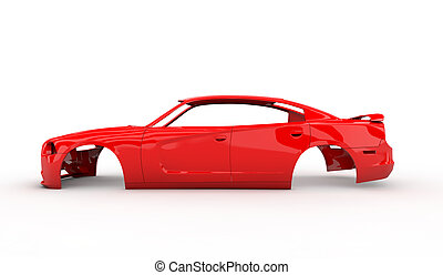 Auto Body Repair Stock Illustration Images 578