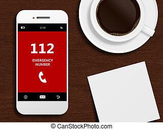 Notfallnummer Handy