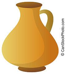 pottery illustrations and clip art 7 402 pottery royalty free rh canstockphoto com Vase Clip Art ceramic plate clip art