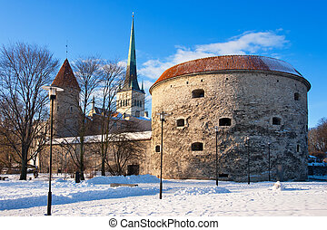 -, tallinn, estónia, capital