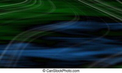 -, transit, vert-bleu, résumé, boucle