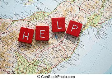 -, tsunami, golpe, ayuda, japón
