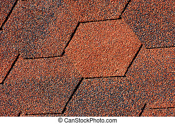 -up, -, gordelroos, black , background), afsluiten, textures(, rood