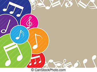 music stock illustrations 335 235 music clip art images and royalty rh canstockphoto com sheet music clipart images music clip art images free
