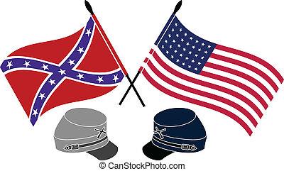 American civil war Illustrations and Clip Art. 589 ...