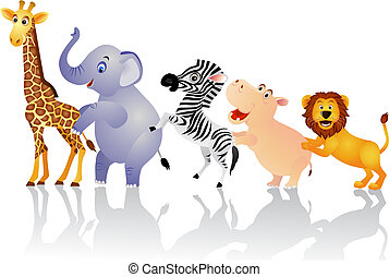 zoo animals clipart and stock illustrations 115 237 zoo animals rh canstockphoto com zoo animal clip art printables free zoo animals clip art black and white