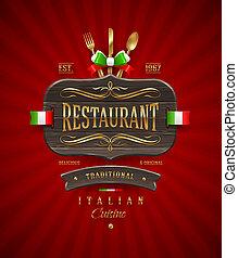 Trattoria Pizza Oven Vector & Photo (Free Trial) | Bigstock