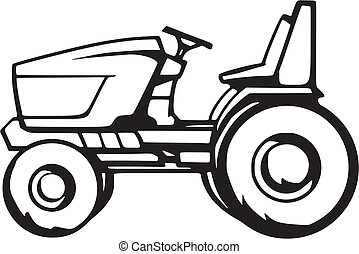 Lawn Mower Clipart And Stock Illustrations 3 184 Lawn Mower Vector