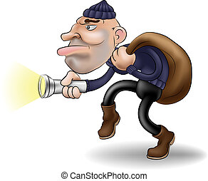 burglar illustrations and clip art 5 596 burglar royalty free rh canstockphoto com animated burglar clipart cartoon burglar clipart