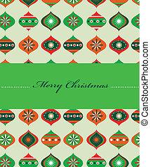 -, weihnachtskarte, 6