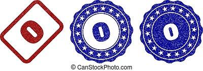 0 Scratched Stamp Seals