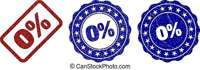 0% Scratched Stamp Seals