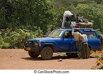 003, transport, safari, fahrzeug