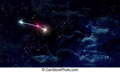 01 Aries horoscopes of zodiac sign night