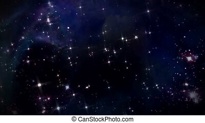 01 Aries Horoscopes space track in