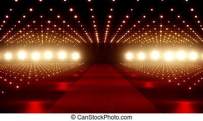 01, rood tapijt