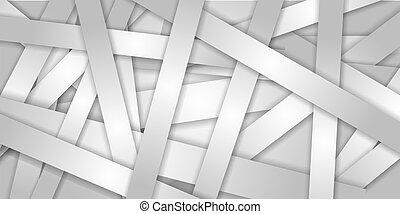 0104, bandeira, abstratos, monotone, desenho