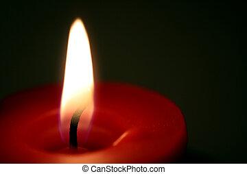 02, φως κεριών