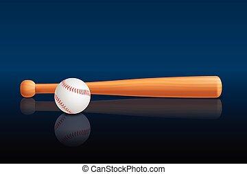 02, コウモリ, 野球