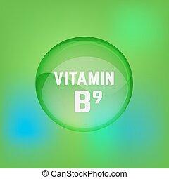 02, ビタミン, b9