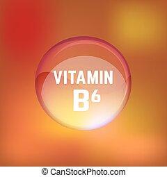 02, b6, b, vitamine
