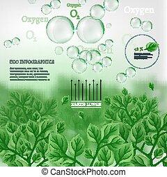 02, bio, 木, infographics