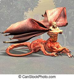 #02, dragonman