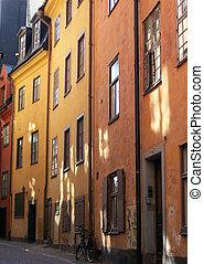 02, gamlastan, rue, stockholm