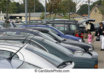 02, lote, estacionamento